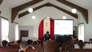 日本バプテスト連盟 日立教会(日立市)